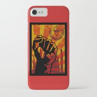 propaganda iPhone & iPod Cases featuring Propaganda I by blurdvizionz