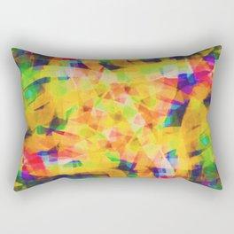 Abstract XXXIV Rectangular Pillow