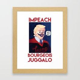 Trumpalo Framed Art Print