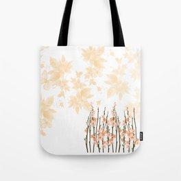 Flowers in Paradise Tote Bag