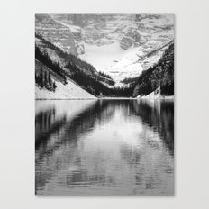 Water Reflections Canvas Print