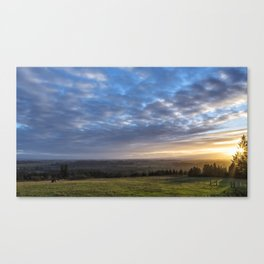 Pastoral Beauty Canvas Print