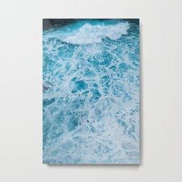 sea #society6 #decor #buyart Metal Print