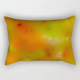 Abstract Fall Rectangular Pillow