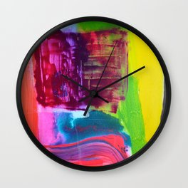 Taos Wall Clock