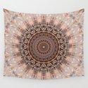Mandala romantic pink by christinebssler