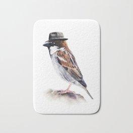 Mr. Sparrow Bath Mat