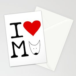 I love MU Stationery Cards