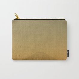 Mt Fuji Sunset Carry-All Pouch