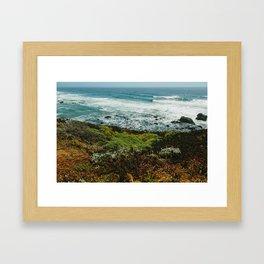 Jenner, CA Framed Art Print