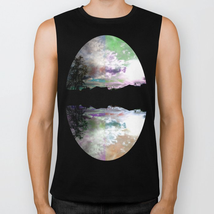 Fantasy of a Blind Reality Biker Tank