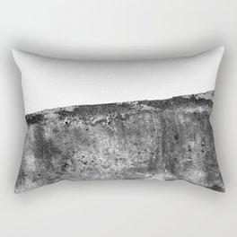 The Margaret / Charcoal + Water Rectangular Pillow