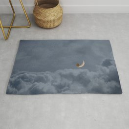 The Man in the Moon Rug