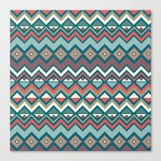 Aztec. Canvas Print