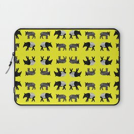Dance of the Tapirs Laptop Sleeve