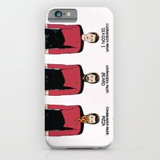 Stages of Riker Slim Case iPhone 6s