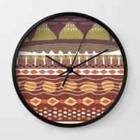 colorado Wall Clocks featuring Colorado by Emanuel Adams