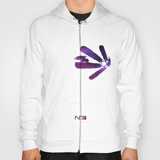 Mass Effect 1 (w/quote) Hoody