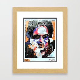 Cool Ages XII Framed Art Print