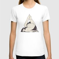 triangle T-shirts featuring My Simple Figures: The Triangle by Anton Marrast