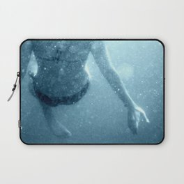 Woosh (Dark) Laptop Sleeve