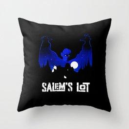 Salem´s Lot - Stephen King Throw Pillow