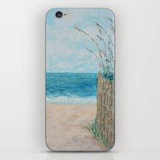 Sandbridge Shores iPhone & iPod Skin