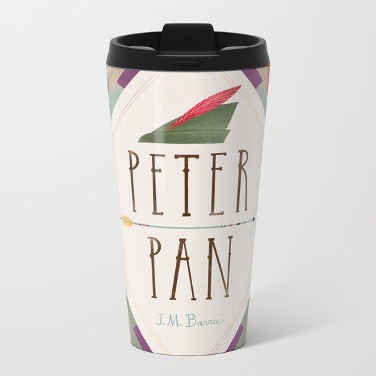Peter Pan Metal Travel Mug