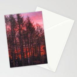 Monte Stivo, Italy Stationery Cards