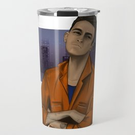 Joseph Gilgun Travel Mug
