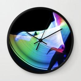 Lux Saltator IV Wall Clock