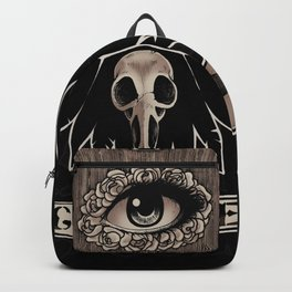 Planchette Backpack