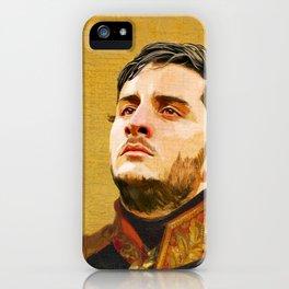 manolas iPhone Case