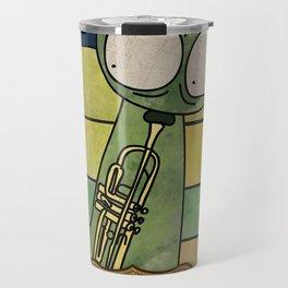 Filiberiddo from Jupiter (Trumpet) Travel Mug