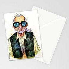 George A. Romero Stationery Cards