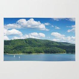 Lake Solina Rug