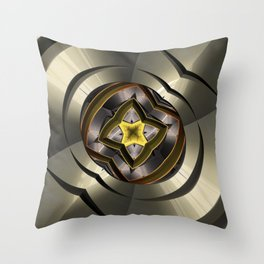 Cathedral of the Stars Throw Pillow