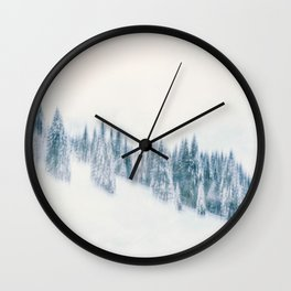 snowdays Wall Clock