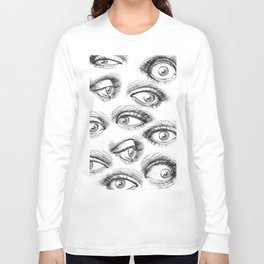 The SENSUALIST Collection (Sight) Long Sleeve T-shirt