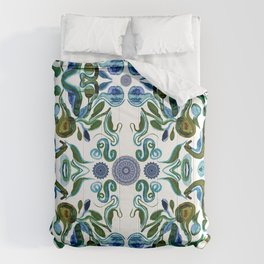 WILD SOUL - BLUE by MS Comforters