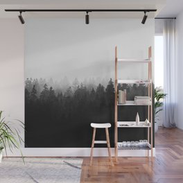 A Wilderness Somewhere Wall Mural