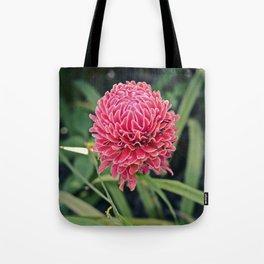Tropical Flower: Thailand Tote Bag