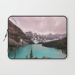 Moraine Lake Banff National Park Laptop Sleeve