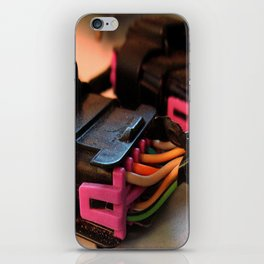 Rainbow of Technology iPhone Skin
