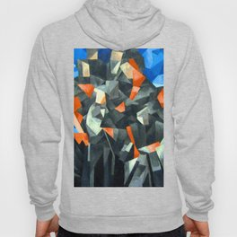 Francis Picabia Procession Seville Hoody