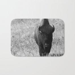 Bison - Monochrom Bath Mat