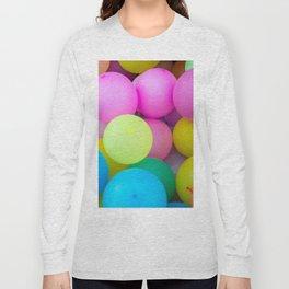 Balloons Long Sleeve T-shirt
