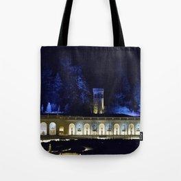 Longwood Gardens Christmas Series 119 Tote Bag