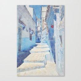 Mediterranean journey-Morocco Canvas Print