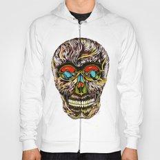 Colorful Skull  Hoody